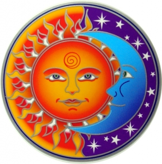------ MANDALA ------ Sun Moon Dance